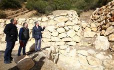 El arreglo de la carretera entre Matalavilla y Valseco supone «la actuación de emergencia más importante de la Diputación»