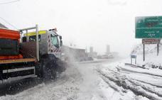 Regresa la nieve a la provincia: La cota de nieve bajará a 800 metros y se activa la alerta amarilla