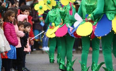 El Carnaval esquiva la lluvia