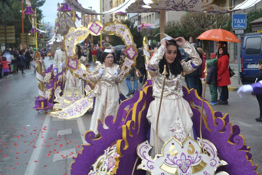 Desfile de Martes de Carnaval en Ponferrada