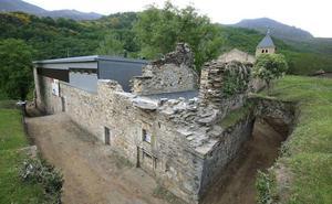 La Fundación Hospital de la Reina busca una empresa interesada en explotar turístamente la parte sur de monasterio de Montes