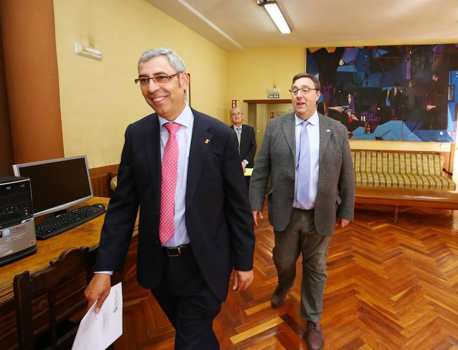 Presentación del Premio Morales en Villafranca del Bierzo