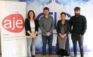 La asociación de jóvenes empresarios de León impulsa la creación de una delegación en la comarca del Bierzo