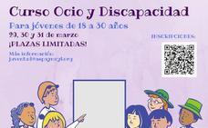 Aspaym abre las inscripciones para un curso de ocio y discapacidad del 29 al 31 de marzo en Ponferrada