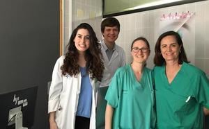 Dos médicos residentes de Oftalmología del Hospital del Bierzo premiados por su labor formativa e investigadora