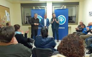 El candidato del PP en Cubillos del Sil prioriza la revitalización del polígono del Bayo como eje de su campaña
