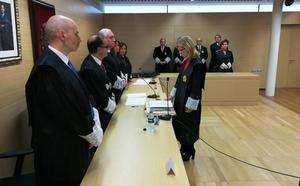 Ana María Lourido, nueva juez decana del partido judicial de Ponferrada