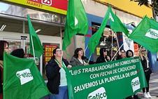 Trabajadores de DIA en Ponferrada se movilizan para evitar cierres y despidos