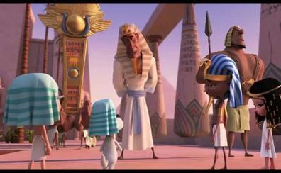 'La reina perdida de Egipto'