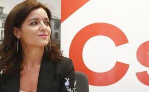 Ciudadanos 'apunta' a Ana Carlota Amigo como 'número 1' a las Cortes de Castilla y León