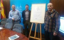 Ponferrada presenta la nueva imagen de marca para impulsar la actualización del BIC de la Tebaida Berciana