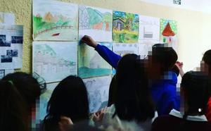 La Reserva de Ancares cierra su taller educativo con la entrega de premios del concurso de dibujo