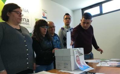 Asprona Bierzo recibe el apoyo de PP y PSOE para garantizar el voto de personas con discapacidad intelectual