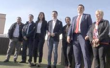 El PSOE de León presenta su punta de lanza electoral para luchar desde Madrid por la «España vacía, la España que se muere»