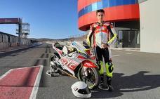 Héctor Yebra aspira a altas cotas en el Campeonato de España de Superbikes