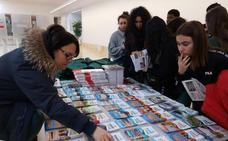 La ULE abre las puertas del Campus del Bierzo a 300 estudiantes de los IES de Ponferrada para dar a conocer su oferta formativa
