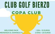 Torneo Copa Club de Golf este fin de semana en el campo de Congosto