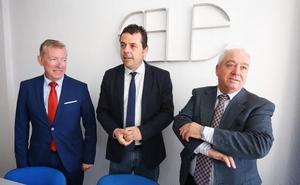 La Fele reconoce aPedro Jorge Fuertes, de Europlastic Inyección, como Empresario Berciano del Año 2019