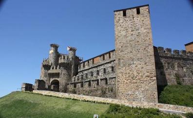 Ponferrada aclara que el Castillo de los Templarios cuenta con medidas de protección contra incendios