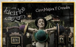 El Teatro Villafranquino acoge el viernes el espectáculo 'Comediante' de la compañía burgalesa Kicirke