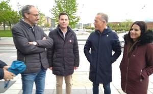 Ander Gil (PSOE): «Cuando en España hay un Gobierno socialista al Bierzo le va mucho mejor»