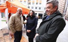 Igea apunta que Cs aspira a obtener ocho o nueve diputados en Castilla y León en las elecciones del domingo