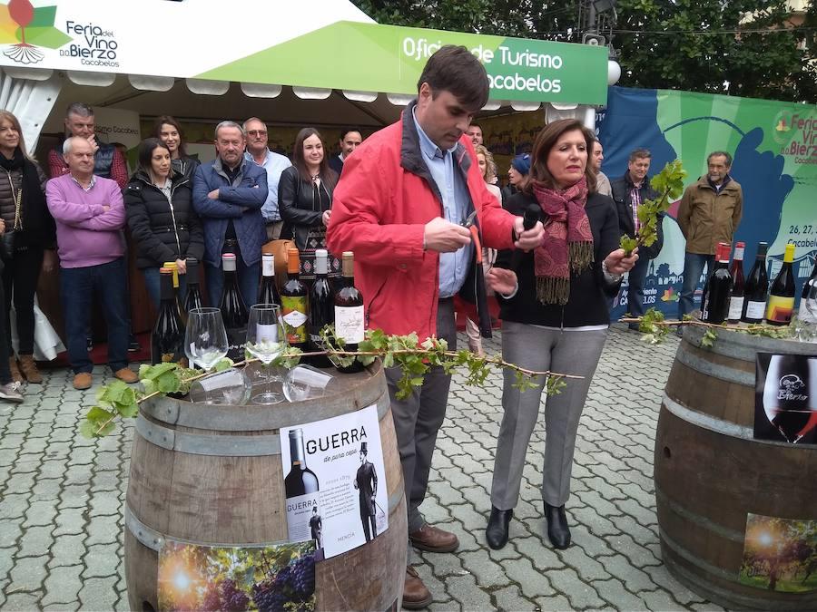 Feria del Vino de Cacabelos 2019