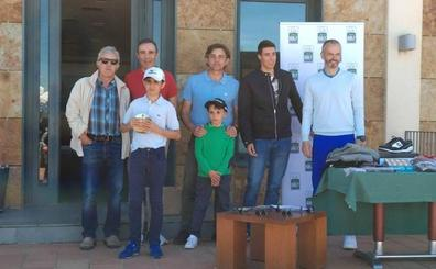 El I Torneo Construcción reunió a casi 70 participantes en el Club de Golf Bierzo