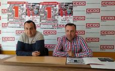 UGT y CCOO llaman a movilizarse en un 1º de Mayo en el «toca reivindicar más» al Gobierno progresista