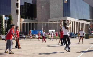 Ponferrada celebra este jueves el Día de la Educación Física en la Calle