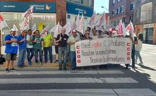 Trabajadores de Masa en Anllares acusan de «extrema injusticia» a Naturgy por no confiarles el mantenimiento