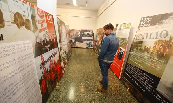 UGT celebra en Ponferrada 130 años de conquista de derechos sociales y laborales