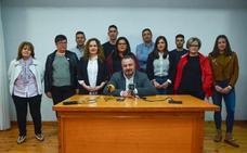 Eduardo Morán presume de «deuda 0» al presentarse a la reelección por el PSOE en Camponaraya