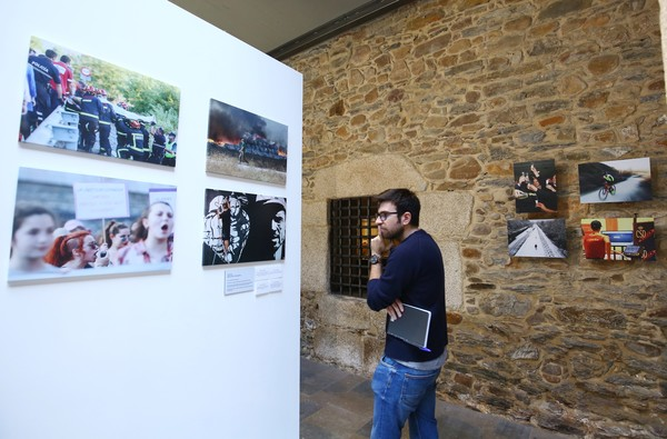 Los fotoperiodistas de León Press Photo exponen en el Museo del Bierzo