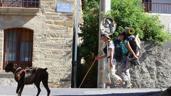 La Junta aprueba el plan de protección del conjunto histórico del Camino de Santiago en Trabadelo