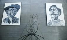 Exposición de Santiago Castelao en la Uned de Ponferrada
