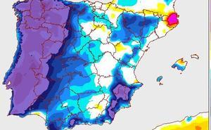 Bajón térmico en León