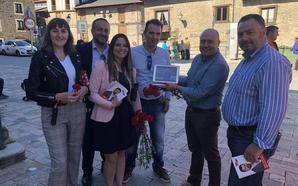 Los candidatos del PSOE socialistas a las Cortes denuncian la situación crítica del Bierzo tras más de 30 años de gobiernos del PP en la Junta