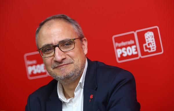 El PSOE presenta un proyecto para habilitar circuitos para corredores en espacios verdes de Ponferrada