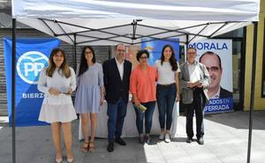 El PP consensuará con vecinos y comerciantes las reapertura de la Avenida España al tráfico
