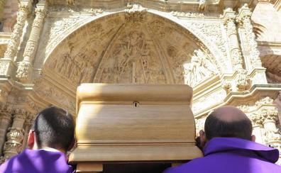 Astorga despide a su 'buen pastor'