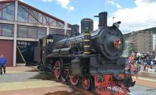 Las previsiones de lluvia retrasan al domingo el encendido simbólico de la locomotora 31