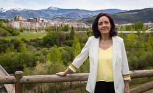 Cs propone abrir el río Sil a Ponferrada como un gran parque público con áreas de recreo y deportivas