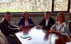 USE acuerda con la DO Bierzo el papel del sector del vino en su plan de desarrollo comarcal