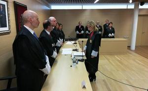 El BOE publica el nombramiento de la magistrada Ana María Lourido como nueva decana de los juzgados de Ponferrada