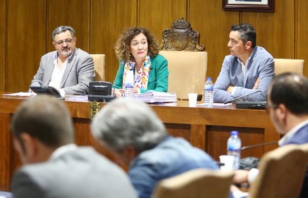 Último pleno de la legislatura en Ponferrada