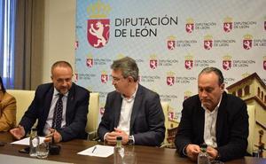 El Consejo Comarcal y y la Diputación renuevan su compromiso con el Banco de Tierras
