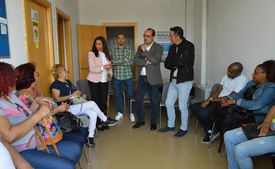Morala se reúne con la Asociación Berciana de Dominicanos en su apuesta por una «Ponferrada abierta al futuro y a la integración»