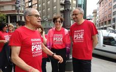 El PSOE camina para que el proyecto de ciudad sostenible que defiende llegue a los ciudadanos de Ponferrada