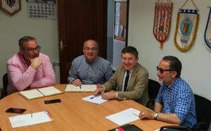 USE Bierzo liderará desde el gobierno de Ponferrada la creación de una Academia Nacional de Fútbol